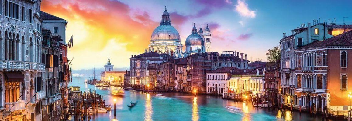 Trefl Puzzle Canal Grande, Venice 1000 Parça