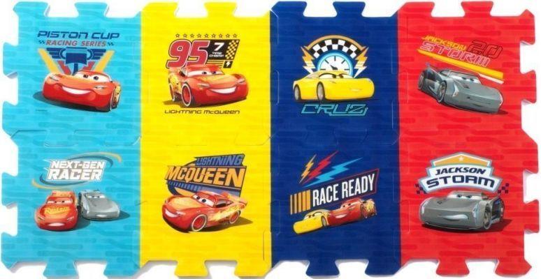 Trefl Puzzle Cars 3 20 Köpük Parça Yer Puzzle\'ı