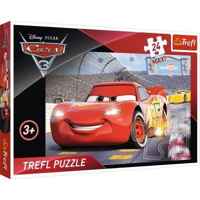 Trefl Puzzle Cars Champ 24 Parça Maxi Yapboz