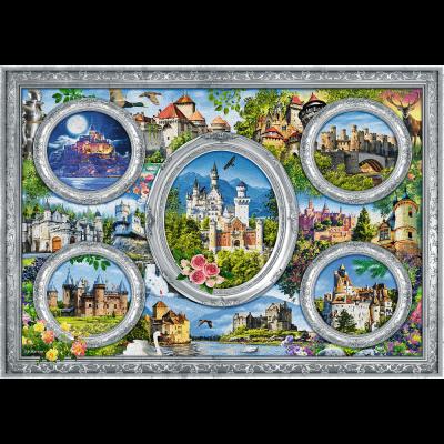 Trefl Puzzle Castles Of The World 1000 Parça