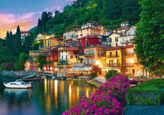 Trefl Puzzle Lake Como, Italy 500 Parça