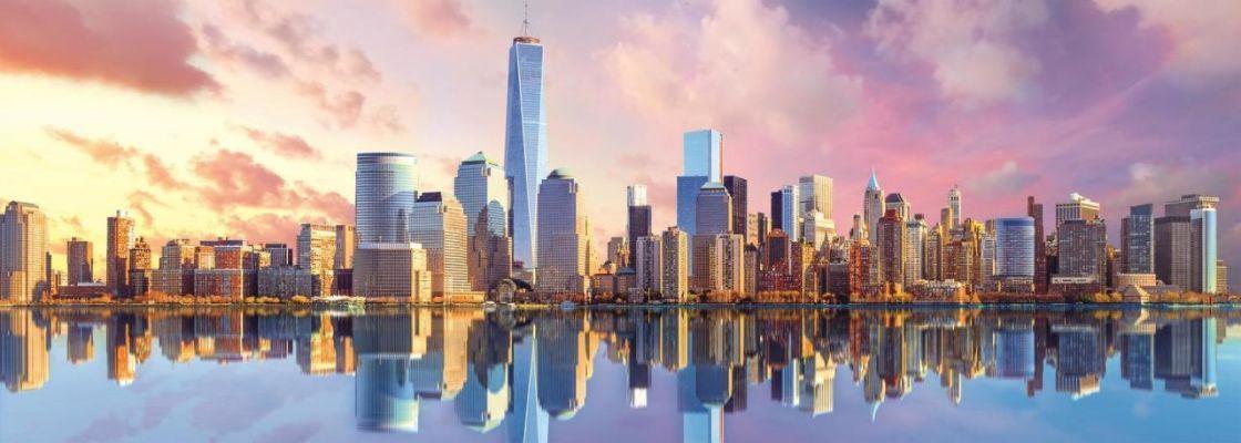 Trefl Puzzle Manhattan 1000 Parça Panorama