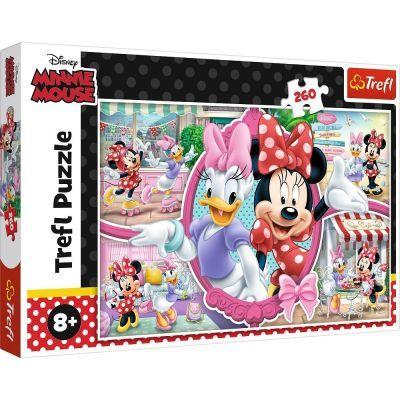 Trefl Puzzle Minnie's Happy Day 260 Parça Yapboz