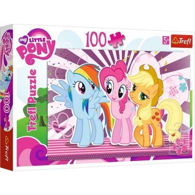 Trefl Puzzle My Little Pony Friends 100 Parça Yapboz