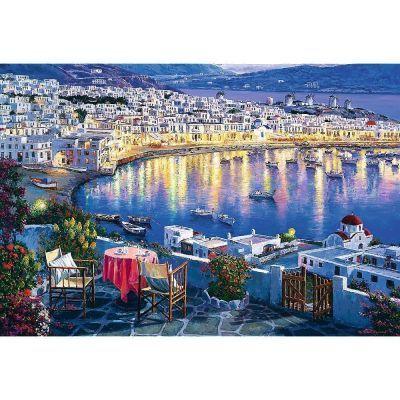 Trefl Puzzle Mykonos at Sunset 1500 Parça