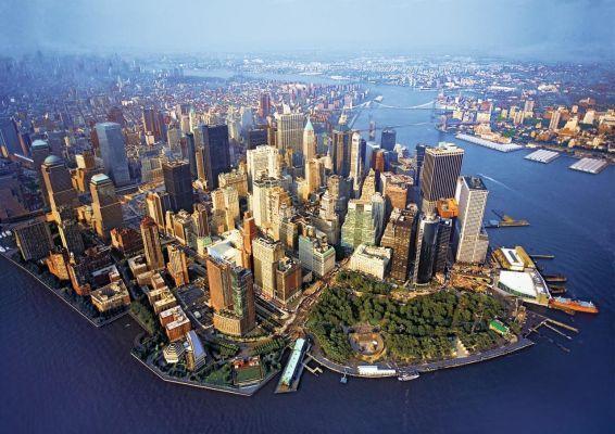 Trefl Puzzle New York 1000 Parça