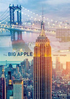 Trefl Puzzle New York at Dawn 1000 Parça