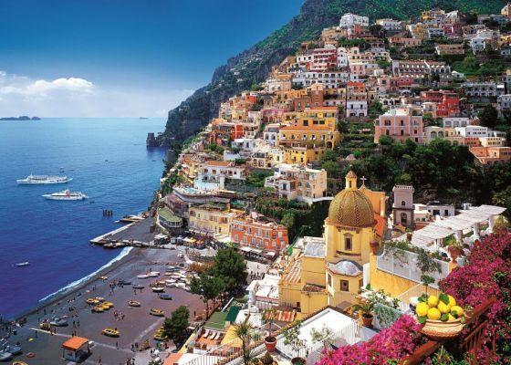 Trefl Puzzle Positano, Italy 500 Parça