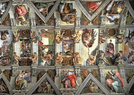 Trefl Puzzle Sistine Chapel Ceiling 6000 Parça