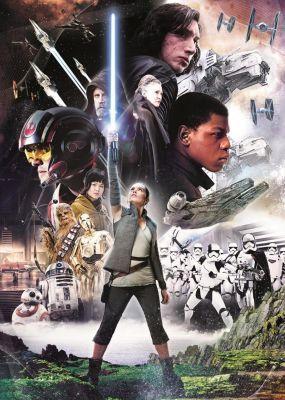 Trefl Puzzle Star Wars Episode VIII: The Last Jedi 500 Parça