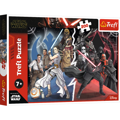 Trefl Puzzle Star Wars Episode IX War In The Galaxy 200 Parça Yapboz