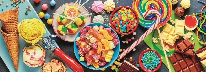 Trefl Puzzle Sweet Delights 1000 Parça Panorama