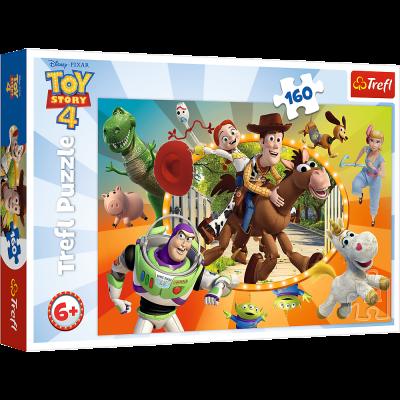 Trefl Puzzle Toy Story In The World Of Toys 160 Parça Yapboz