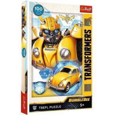 Trefl Puzzle Transformers Bumblebee Transformation 100 Parça Yapboz