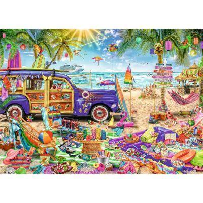 Trefl Puzzle Tropical Holidays 2000 Parça