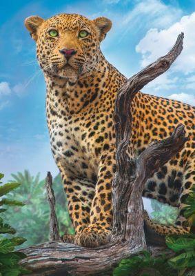 Trefl Puzzle Wild Leopard 500 Parça