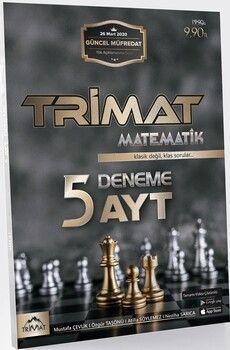 Trimat YayıncılıkAYT Matematik 5 Deneme