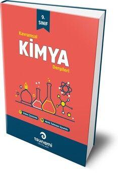 Tsunami Yayınları 9. Sınıf Kimya Kavramsal Dergileri 4 Fasikül