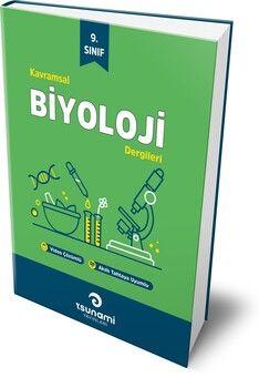Tsunami Yayınları 9. Sınıf Biyoloji Kavramsal Dergileri 2 Fasikül
