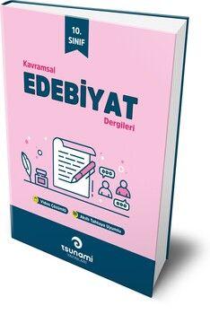 Tsunami Yayınları 10. Sınıf Türk Dili ve Edebiyatı Kavramsal Dergileri 4 Fasikül