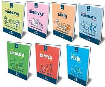 Tsunami Yayınları 9. Sınıf Fasikülleri Set