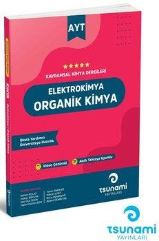 Tsunami Yayınları AYT Elektrokimya Organik Kimya