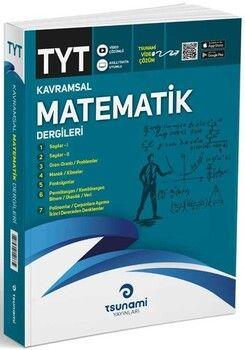 Tsunami Yayınları TYT Kavramsal Matematik Dergileri 7 Fasikül
