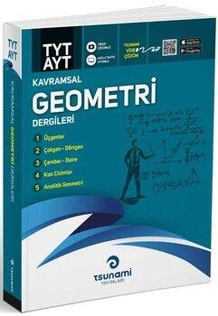 Tsunami Yayınları TYT AYT Kavramsal Geometri Dergileri 5 Fasikül