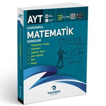 Tsunami Yayınları AYT Kavramsal Matematik Dergileri 6 Fasikül