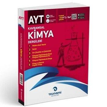 Tsunami Yayınları AYT Kavramsal Kimya Dergileri 6 Fasikül