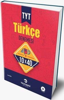 Tsunami YayınlarıTYT Türkçe 10x40 Deneme