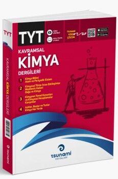 Tsunami YayınlarıTYT Kavramsal Kimya Dergileri 4 Fasikül