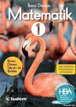 Tudem Yayınları 1. Sınıf Matematik Kazanım Odaklı HBA 2. Dönem