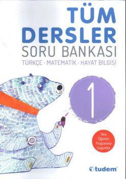 Tudem Yayınları 1. Sınıf Tüm Dersler Soru Bankası
