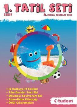 Tudem Yayınları 1. Sınıf Tatil Seti 2. Sınıfa Geçenlere