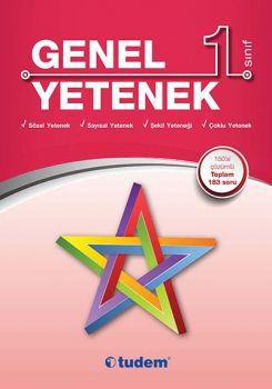 Tudem Yayınları 1. Sınıf Genel Yetenek