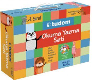 Tudem Yayınları 1. Sınıf Okuma Yazma Seti