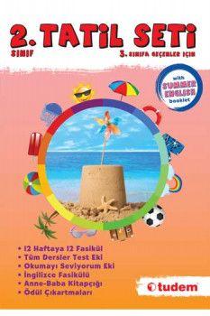 Tudem Yayınları 2. Sınıf Tatil Seti