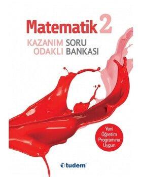 Tudem Yayınları 2. Sınıf Matematik Kazanım Odaklı Soru Bankası