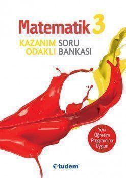 Tudem Yayınları 3. Sınıf Matematik Kazanım Odaklı Soru Bankası