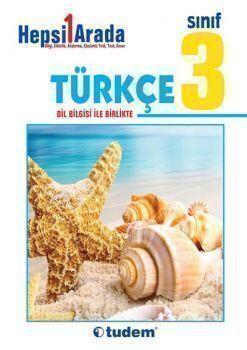 Tudem Yayınları 3. Sınıf Türkçe Hepsi 1 Arada