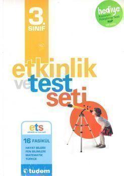 Tudem Yayınları 3. Sınıf Etkinlik ve Test Seti 16 Fasikül