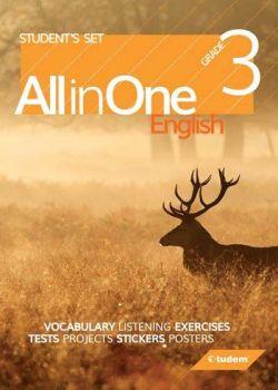 Tudem Yayınları 3. Sınıf All in One Grade 3