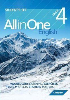 Tudem Yayınları 4. Sınıf All in One Grade 4