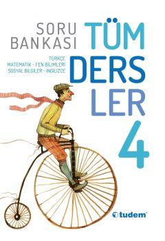 Tudem Yayınları 4. Sınıf Tüm Dersler Soru Bankası