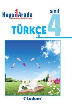 Tudem Yayınları 4. Sınıf Türkçe Hepsi 1 Arada