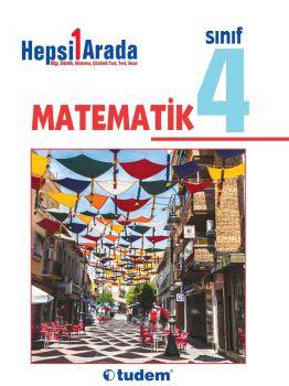 Tudem Yayınları 4. Sınıf Matematik Hepsi 1 Arada