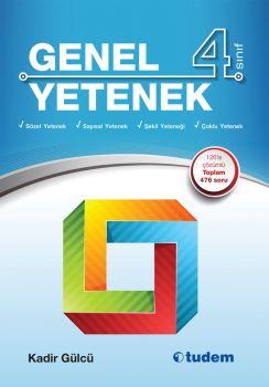 Tudem Yayınları 4. Sınıf Genel Yetenek