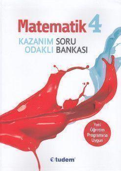 Tudem Yayınları 4. Sınıf Kazanım Odaklı Matematik Soru Bankası