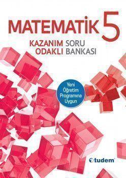 Tudem Yayınları 5. Sınıf Matematik Kazanım Odaklı Soru Bankası